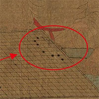 Phóng to 10 lần bức tranh cổ: Hậu thế ngỡ ngàng phát hiện bí mật quyền lực trên bàn cờ ngàn năm
