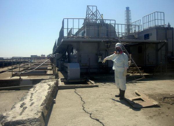 Phóng xạ ở Fukushima 1 lên mức cực kỳ nguy hiểm