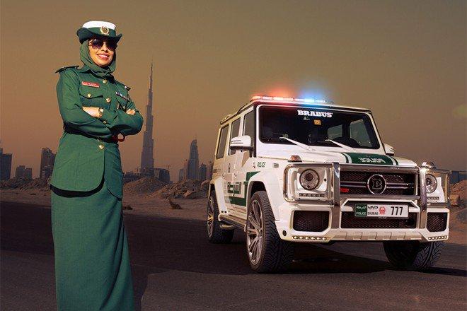 Phương tiện độc đáo của cảnh sát giao thông thế giới