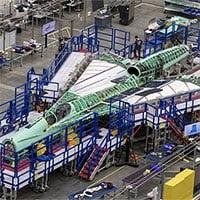 Quá trình chế tạo máy bay siêu thanh