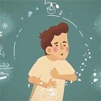 Quá trình lên cơn hen suyễn diễn ra như thế nào?