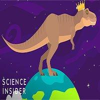 Quá trình thống trị thế giới và diệt vong của khủng long