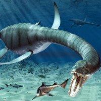 Quái vật biển cổ dài thống trị đại dương kỷ Jura