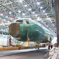 Quy trình lắp ráp mẫu máy bay Boeing bán chạy nhất lịch sử