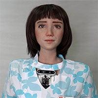 Ra mắt robot y tá mới, là