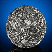 Rao bán viên đá Mặt trăng cực hiếm hình Mặt trăng