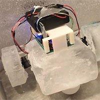 Robot băng giúp khám phá các hành tinh lạnh