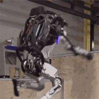 Robot của Boston Dynamics đã có thể nhảy parkour đỉnh cao không kém con người