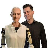 Robot đầu tiên có quyền công dân từng nói