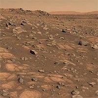 Robot NASA chuẩn bị lấy mẫu vật đầu tiên trên sao Hỏa