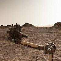 Robot thăm dò của NASA chụp bề mặt sao Hỏa giống Trái Đất