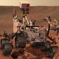 Robot thăm dò sao Hoả có thể tự bắn laser