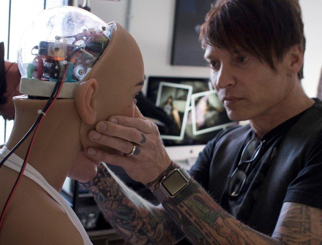 Robot tình dục có trí tuệ nhân tạo đầu tiên trên thế giới