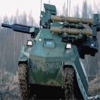 Robot xe tăng Uran-9 mà Nga vừa triển khai ở Syria có gì hấp dẫn?