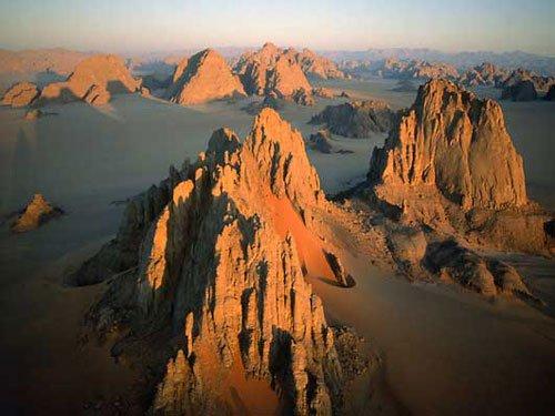 Sa mạc Sahara sẽ hồi sinh nhờ biến đổi khí hậu?