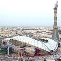 Sân vận động đầu tiên trên thế giới trang bị điều hòa