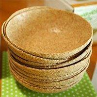 Sản xuất bát phân hủy sinh học làm từ lúa mì có thể ăn được, giúp giảm rác thải nhựa