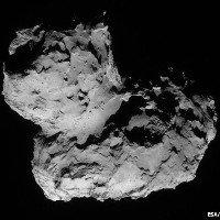 Sao chổi 67P tự thải oxy của chính mình vào không gian