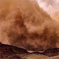 Sao Hỏa đang phát ra sóng trọng trường, báo hiệu điềm xấu cho tham vọng định cư của loài người