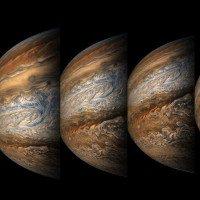Sao Mộc tuyệt đẹp qua hình ảnh mới nhất của tàu Juno