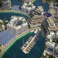 Sắp có thành phố nổi đầu tiên trên thế giới