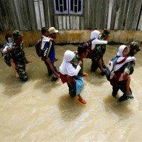 Sẽ có thêm hàng triệu người đối mặt với lũ lụt do Trái đất ấm lên