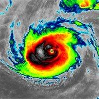 """Siêu bão """"quái vật"""" Hạ Long đập tan kỷ lục bão mạnh nhất trên thế giới"""