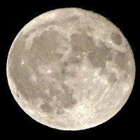 Siêu trăng vừa xuất hiện trên bầu trời các nước