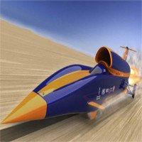 Siêu xe 1.600km/h sắp lên đường chạy
