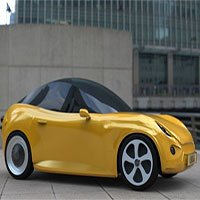 Sinh viên Hà Lan chế tạo xe ôtô điện hoàn toàn bằng rác thải