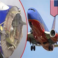 Sốc: 2 người bị hút qua cửa sổ máy bay Mỹ ở độ cao 9km