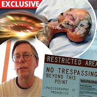Sốc: Sự thật về người ngoài hành tinh ở Vùng 51 bị phơi bày
