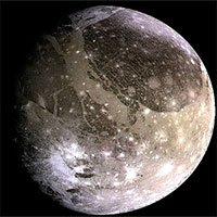 Sóng điện từ mặt trăng của sao Mộc đe dọa tàu vũ trụ
