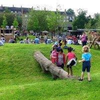Sống gần công viên giảm triệu chứng hen suyễn ở trẻ