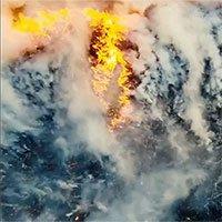 Sống sót qua mùa đông, lửa thây ma bí ẩn quay trở lại đe dọa