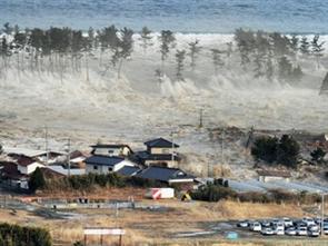Sóng thần tại Nhật Bản sau động đất 7,1 độ richter