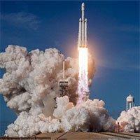 SpaceX chế tạo tên lửa có thể