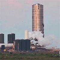 SpaceX khai hỏa nguyên mẫu tàu Starship