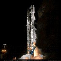 SpaceX lần thứ 50 phóng thành công tên lửa Falcon 9 lên quỹ đạo Trái đất
