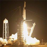 SpaceX phóng tàu chở hàng lên ISS