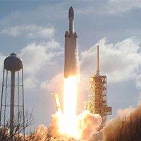 SpaceX phóng tên lửa đẩy Falcon 9 mạnh nhất từ trước tới nay