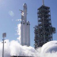 SpaceX sắp phóng tên lửa mạnh nhất thế giới