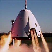 SpaceX thử nghiệm hệ thống thoát hiểm của tàu vũ trụ