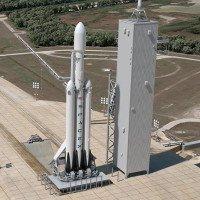 SpaceX thử nghiệm tên lửa đẩy mạnh nhất thế giới