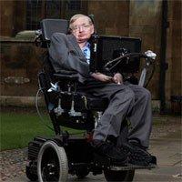 Stephen Hawking muốn chế tàu vũ trụ bay tới