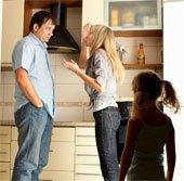 Stress gia đình gây ảnh hưởng đến hệ miễn dịch của con cái