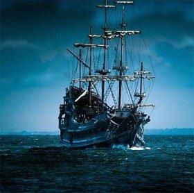 Sự bí ẩn của con tàu gỗ gụ