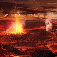 Sự sống trên Trái đất suýt bị xóa sổ hoàn toàn vì núi lửa phá hỏng tầng Ozone