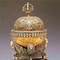 Sự thật rùng rợn đằng sau cốc uống rượu được làm từ hộp sọ của vua Tống