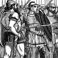 Sự thật trần trụi về chiến binh Hy Lạp huyền thoại